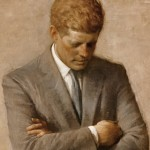 Spirit of John F. Kennedy's presidency is being washed away
