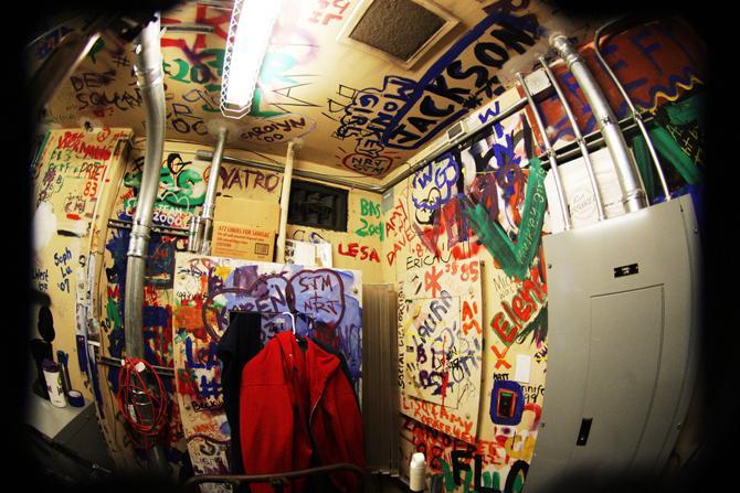 Hockey Room Decor