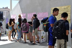 Classes kick off year with school supplies drive