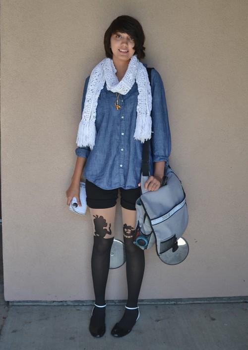 Fashion Friday: Down the Rabbit Hole