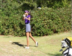Girls Golf: Team starts off in the rough
