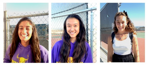 Girls tennis reflect on improvements for future games