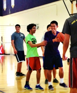 Basketball club opens up to new members