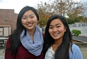 Returning for Thanksgiving: College siblings visit home after extended absences