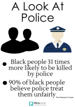 Failure to  indict officers highlights pervasive racial biases