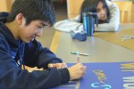 Art Club shares talents through making Winter Formal posters