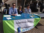 Cupertino Library holds first library card drive to publicize teen library services
