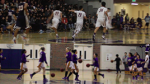 Game GIFs: Boys and girls basketball face league rivals