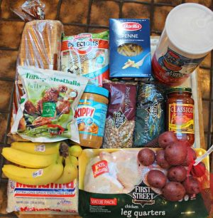 What I learned from eating on $4 a day