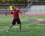 Intramural Ultimate Frisbee: Quarterfinals