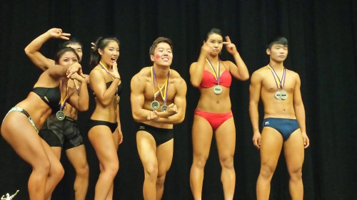 Students find their 'swolemates' at the first bodybuilding tournament