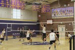 Game GIFs: Boys volleyball dominates against Homestead High School