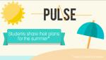 Pulse: Summer plans