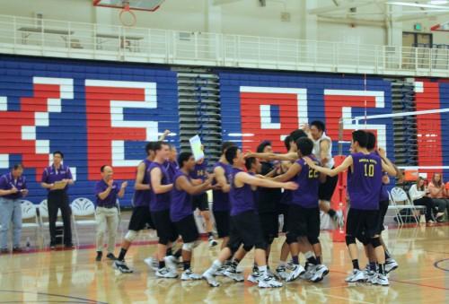 Boys volleyball: Matadors conquer the Los Gatos Wildcats 3-2 in CCS semifinals