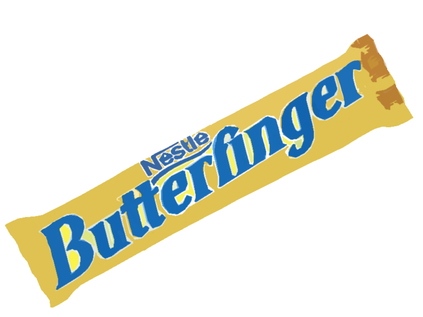 The History of the Butterfinger Candy Bar | eHow  |Butterfinger Slogan