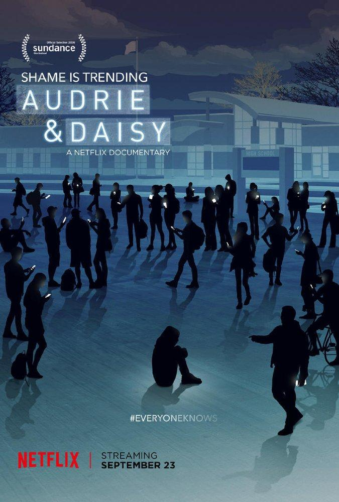 """A poster photo for the film """"Audriey&Daisy."""" The movie was produced by Actual Films before Netflix gained rights to it. Photo from IMDb."""