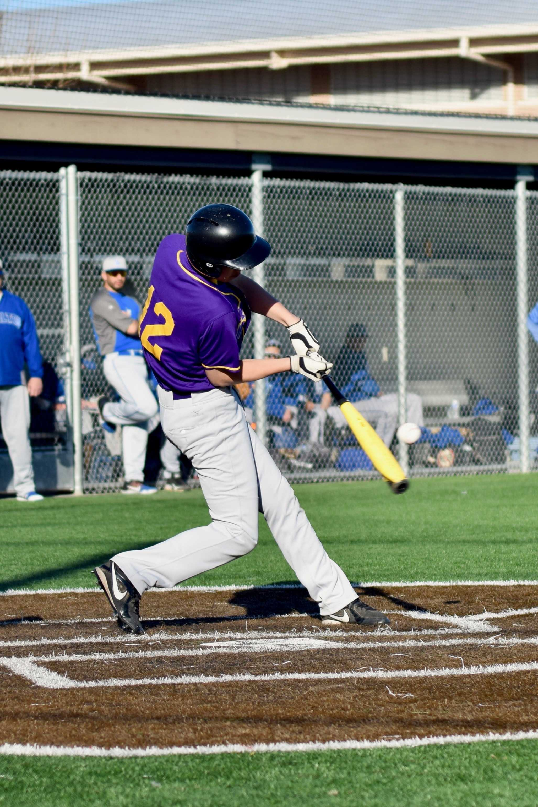 PHOTOS- Baseball vs Los Altos - 4