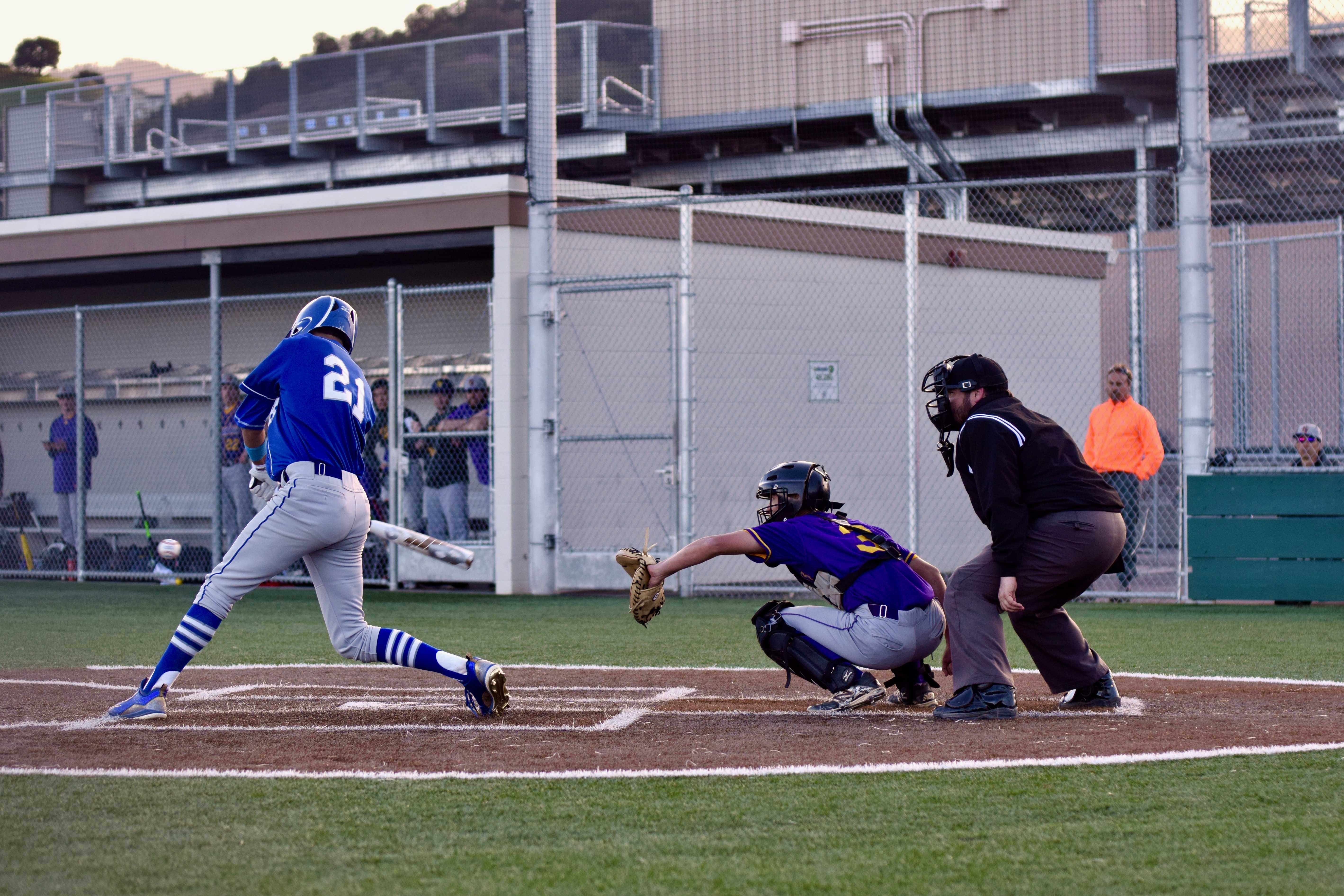 PHOTOS- Baseball vs Los Altos - 6
