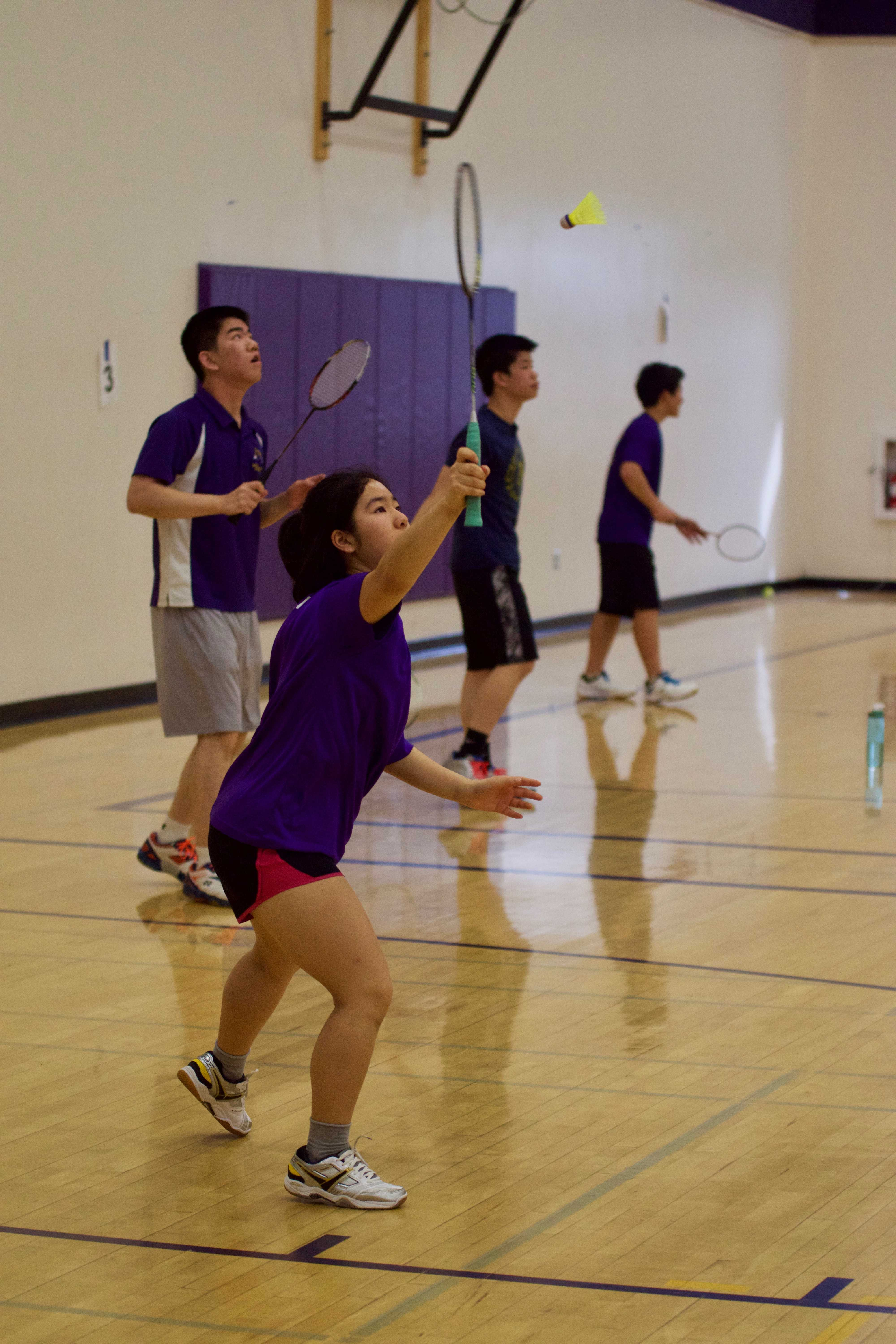 PHOTOS Badminton Milpitas Sports Flash - 2