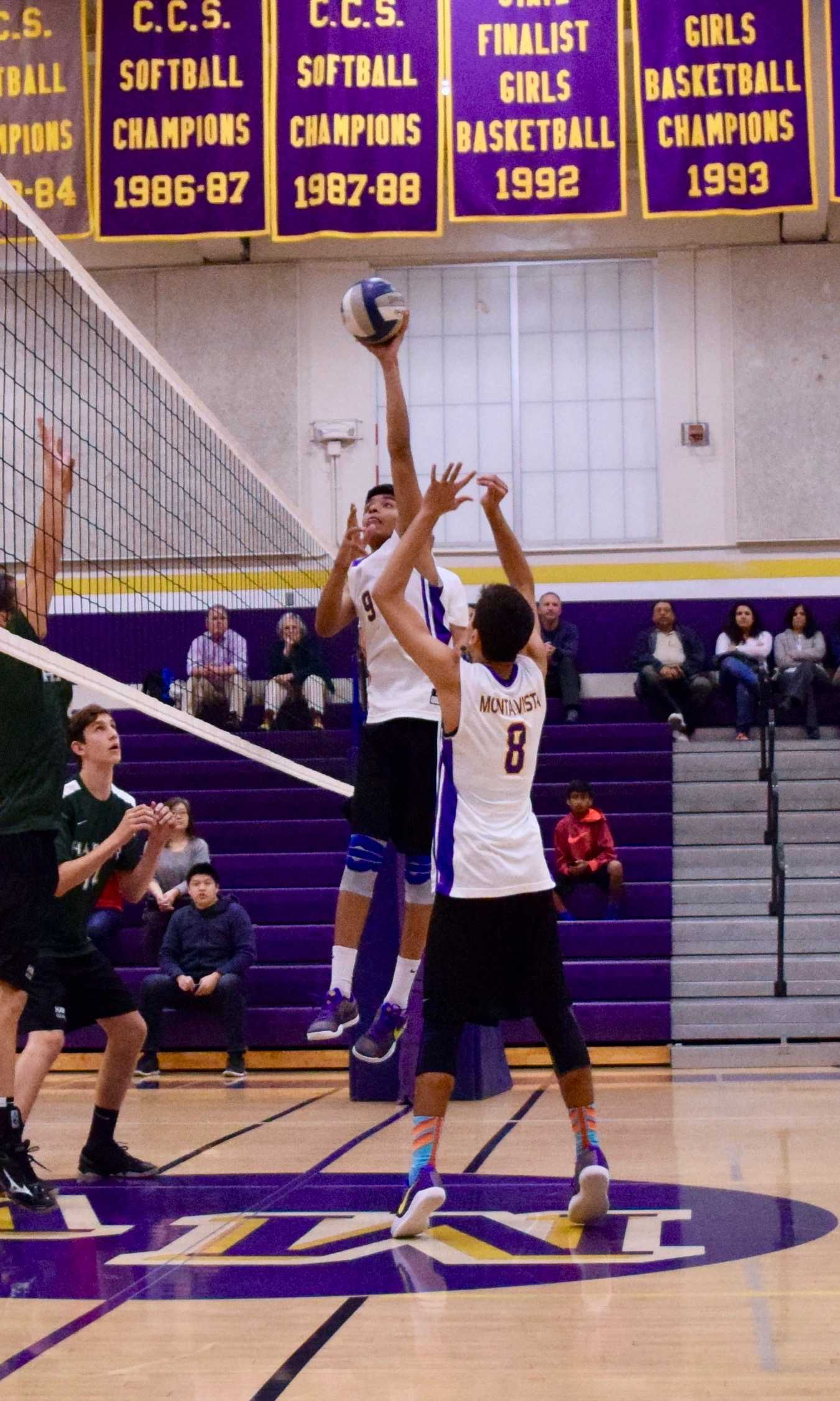 PHOTOS Vball vs Harker - 7