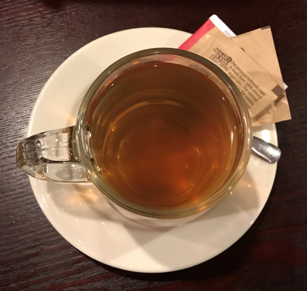 Ethiopian Spice Tea
