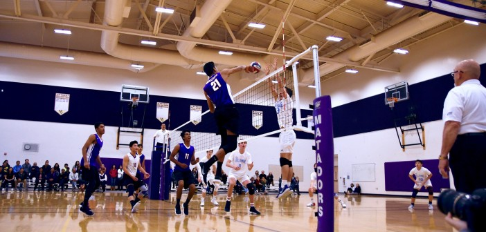 Last week's rundown of MVHS boys volleyball