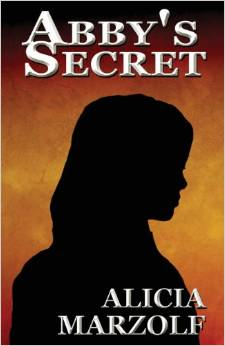 PHOTO CAPTION: The cover of freshman Alicia Marzolf's first novel. Abby's Secret, published in October, details the consequences of two people's mistake, and the actions they take to preserve their relationships with others. Photo used with permission of Alicia Marzolf