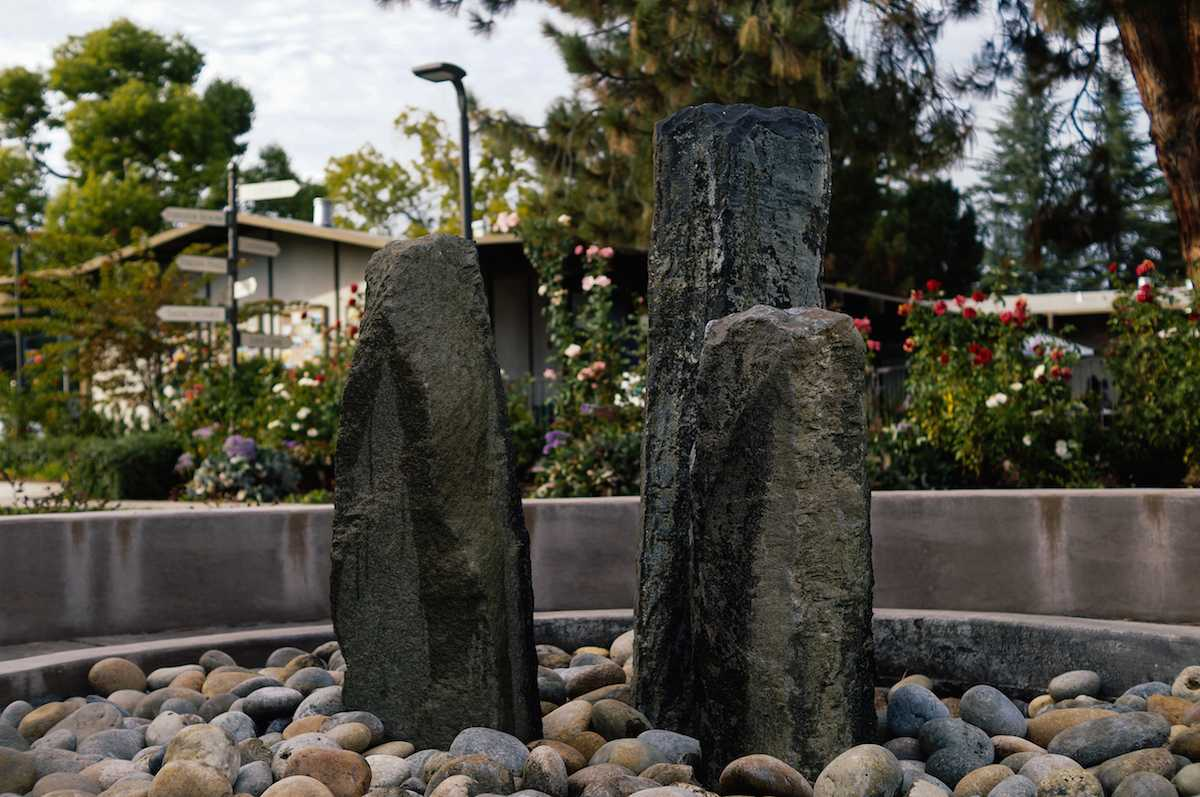 St. Jude's Rock Sculptures