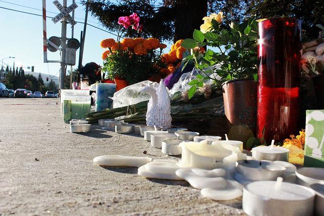 Ethan Wong's memorial