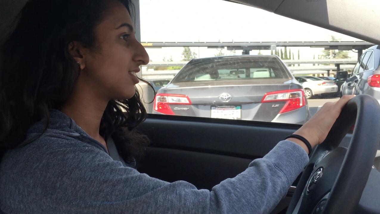 devya driving
