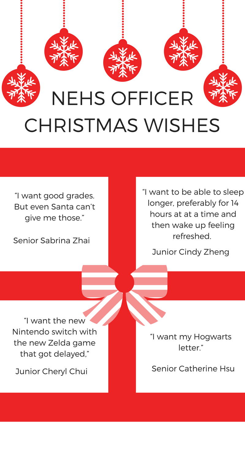 nehs christmas wishes