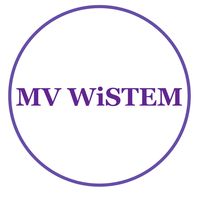 The club logo of MV WiSTEM