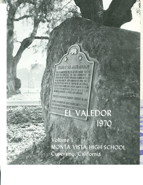 El Valedor is published for the first time in 1970. Photo used with permission of El Valedor