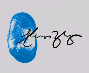 Mingjie Signature Print