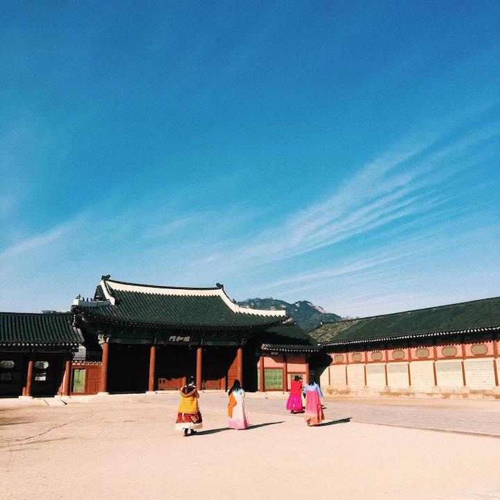 """Hanbok"", junior Jasmine Xu (January, ""Colors"", runner-up)"